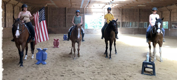 Bucks County Dressage Lessons and Training
